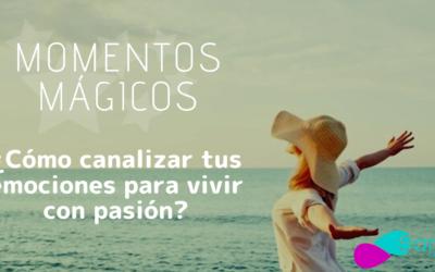 ¿Cómo canalizar tus emociones para vivir con pasión?